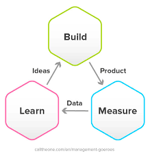 Build Measure Learn Cycle Lean Startup Examples