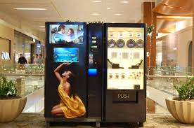 Beverly Hills Caviar Vending Machine Extraordinary The Carat Diet