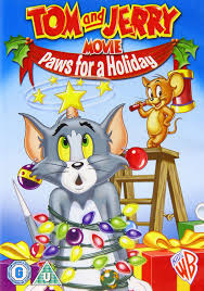 Amazon.com: Tom and Jerry's Christmas: Paws for a Holiday [Region 2]:  Movies & TV