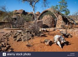 Mapungubwe Interpretation Centre, Mapungubwe National Park, Limpopo  Province, South Africa