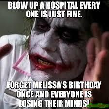 Image result for birthday in hospital meme