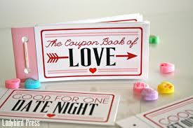 coupon book printable valentines day gift love coupons coupon book valentine gift for husband boyfriend instant unique
