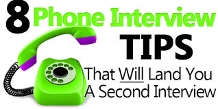 calling back after interview 8 phone interview tips that will land you a second interview