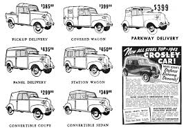 details on crosley prewar models 1939 1942