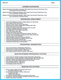 Affiliations On Resume Resume For Your Job Application
