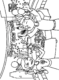 Coloring pages for kids pdf. New Year S Day Free Coloring Pages Crayola Com