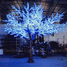 Cherry Blossom Christmas Lights Outdoor Holiday Decorative And Ce Rohs Certificated Light Led Cherry Blossom Tree Light For Wedding Christmas Holiday Buy Led Cherry Trees