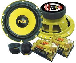 pyle plg6c 6 5 400w 2 way custom component kit set car door pyle plg6c 6 5 400w 2 way custom component kit set car door speakers system