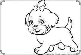 Dog Coloring Pages Printable Puppy Coloring Pages Printable
