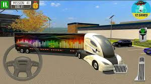 Delivery Truck Driver Simulator 2018 Android Gameplay Fhd 2 Youtube