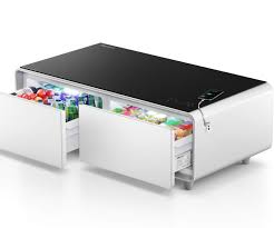 the smart refrigerator coffee table