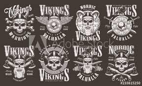 Viking Plakáty Obrazy A Fotografie Na Posterscz