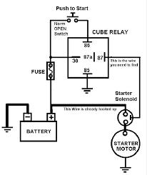 12 volt relay wiring diagram push button starter 34 impressive 12 volt relay wiring diagram push button starter 34 impressive engine start button wiring diagram inspirational