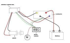 badland wireless winch remote control wiring diagram wiring diagram ac warn winch and wireless remote page 2 arcticchat