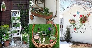 cheap garden decor. DIY Cheap Garden Decor To Bring A Whole New Look