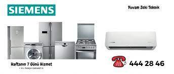 Siemens Beyaz Eşya Servisi 444 28 46 7/24 Teknik Destek