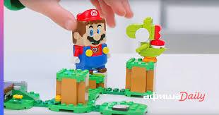 <b>Lego</b> и Nintendo выпустят интерактивный <b>конструктор</b> по ...