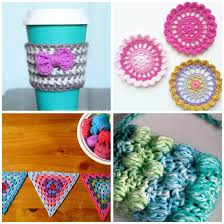 Quick And Easy Crochet Patterns Enchanting Easy Quick Crochet Patterns Crochet And Knit