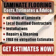 Laminate Flooring Advice And Estimates