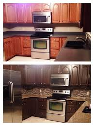 how to change cabinet color. Plain Change Opaque Cabinet Color Change  NHance Revolutionary Wood Renewal To How I