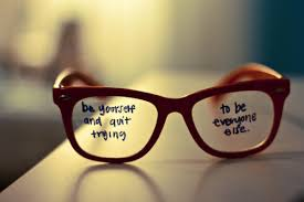 Curiossity Uploaded By Zulfi Istiqomah On We Heart It Cool Glasses Quotes