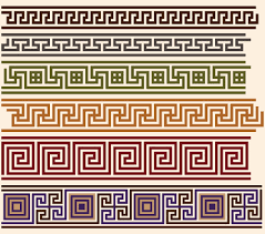 Border Patterns Interesting Antique Decorative Pattern Border Vector 48 Free Download