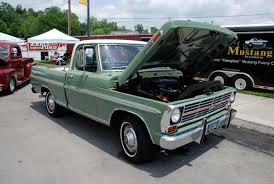 Ford F-Series Trucks History: 1967-1972