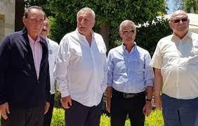 Alaattin Çakıcı, Mehmet Ağar, Korkut Eken, Engin Alan aynı karede - Tr724