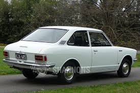 Sold: Toyota Corolla KE20 2 Door Sedan Auctions - Lot 16 - Shannons