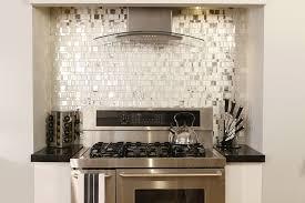 kitchen glass mosaic backsplash. Exciting Home Interior Design Using Beach Glass Backsplash Tile Wall Ideas : Breathtaking Clear Mosaic Kitchen T