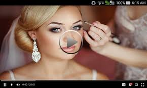 bridal makeup videos hd beauty salon 2018 apk screenshot