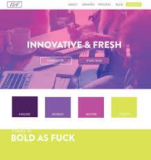 Pink Website Design 5 Web Design Color Palettes Web Design Color Website