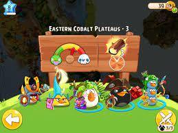 Angry Birds Epic Eastern Cobalt Plateaus Level 3 Walkthrough - YouTube