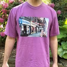 Light Purple M Ms Supreme Warehouse Tee Light Purple M Depop