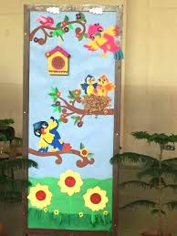 Spring classroom door decorations End Year Door Spring Door Ideas For The Classroom Door Decoration Door Cool Spring Door For Preschoolers Spring Door Ideas For The Classroom Bliss Film Night Spring Door Ideas For The Classroom Classroom Door Decoration Ideas