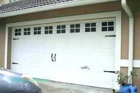 Decorative Garage Door Trim Stunning Kit Above Interior Design Extraordinary Garage Door Remodel Interior