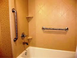 install bathtub safety grab bars ideas