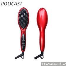 Electric LCD Digital Control <b>Hair straightening</b> Simply <b>Fast Hair</b> ...