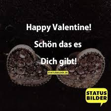 Happy Valentine Schön Das Es Dich Gibt Valentinstag Status