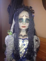 corpse bride makeup photo 2