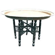round hammered copper coffee table round copper coffee tables hammered table metal brass t drum riveted