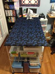 Quilting With Mom : How to Make a Quilter's Ironing Board Table ... & Quilting With Mom : How to Make a Quilter's Ironing Board Table Adamdwight.com