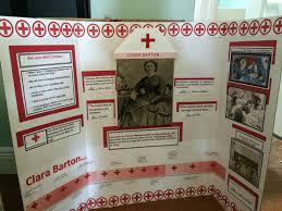 Clara Barton Clara Barton History Projects Social