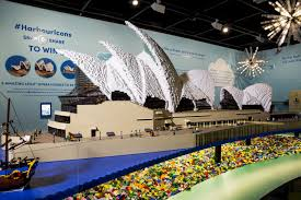 lego head office. Large Scale Lego Model Of Sydney Opera House Head Office