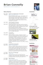 Sales & E Marketing Associate Resume samples