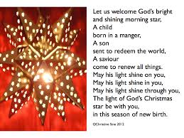 May The Light Of Christmas Light For The Journey Prayers For Christmas Godspacelight