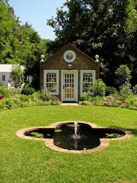 Small Picture Beautiful Garden House Designs Adding Charm and Comfort to