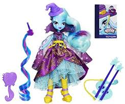 My Little Pony Equestria Girls Trixie Lulamoon Doll ... - Amazon.com