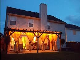lighting a pergola. 1000 ideas about pergola lighting on pinterest outdoor lights for a
