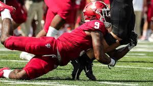 Jonathan Crawford - Football - Indiana University Athletics